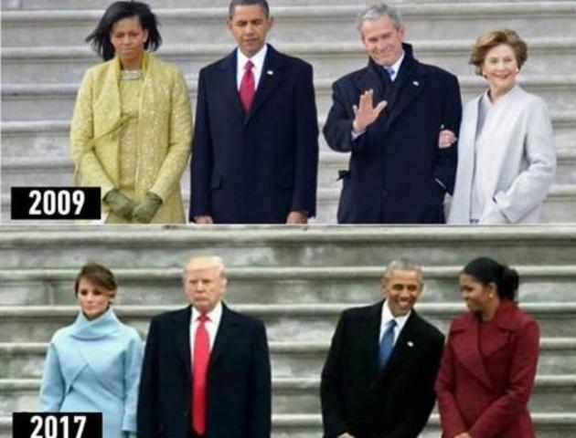 WinNetNews.com - Pada tahun 2009, ketika Partai Demokrat Barack Obama telah memenangkan Pemilihan Presiden, orang di seluruh dunia, termasuk media, percaya bahwa pergeseran Presiden Republik, George Bush akan membuat sulit untuk Presiden Afrika-Amerika untuk menempati ruang di Oval Office. Tapi, kejadian
