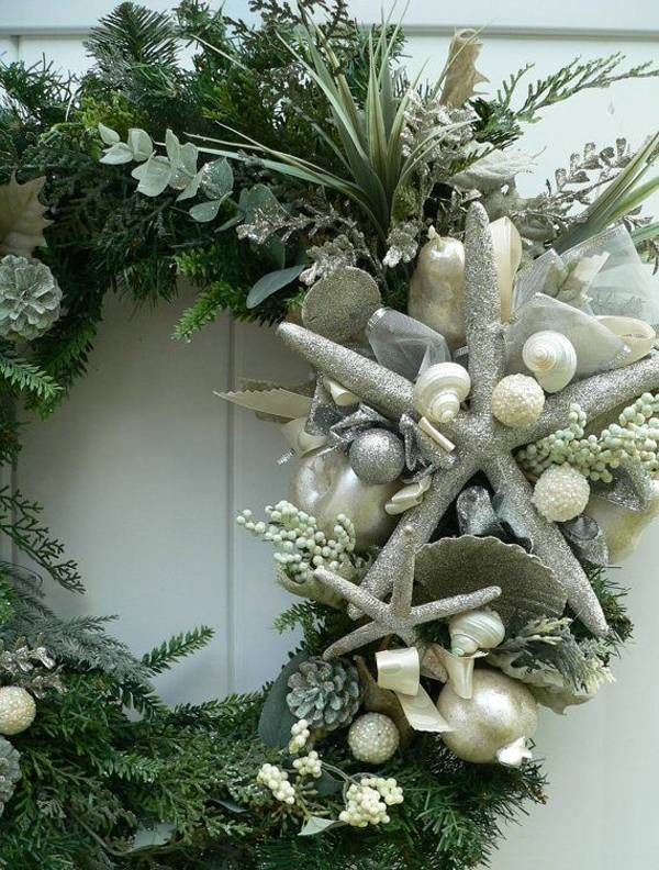 25 Inspiring Beach Christmas Decorations | Decorazilla Design Blog