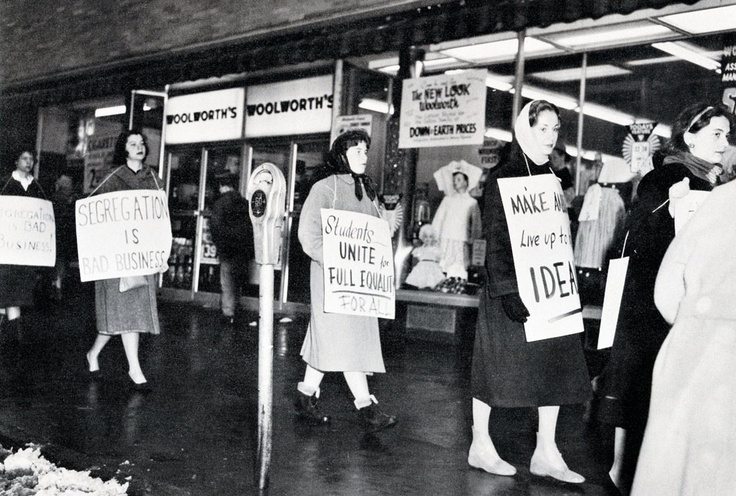 17 best images about signs of the times civil rights era