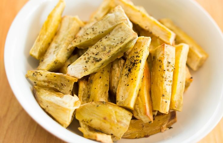 This is a yummy Paleo side dish that you can serve as a snack, entree, or as part of a main meal. #yumpaleo #yum #paleo #delicious #happytummy #happyhormones #sweetpotato #fries #snacks #foodporn #igers #thebest #healthy #recipes