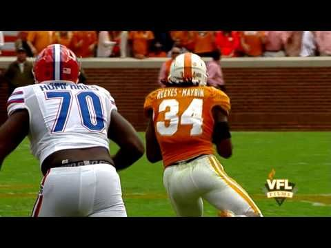 Tennessee vs. Florida Highlights - YouTube (no plays shown from the 4th q)