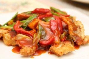 Stewed pike (recipe from Transcarpathia)