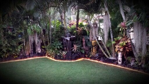 17 best Tropical lanais and landscaping images on