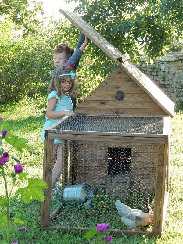 Bien choisir votre poulailler   Guide gratuit pour élever des poules dans son jardin