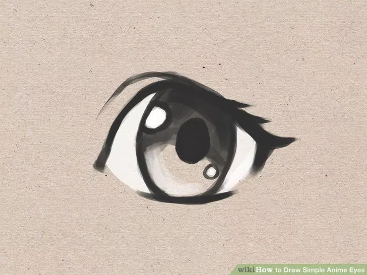 how to draw anime animals wikihow