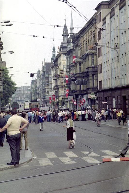 """nie, nie... to nie okupacja; w 1979 roku w Gliwicach kręcono film """"Operacja Himler"""""""