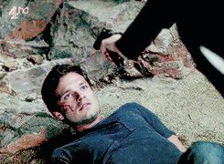 Seriously what is this from?! <--- Imagine this is Bucky when he gets caught during the war