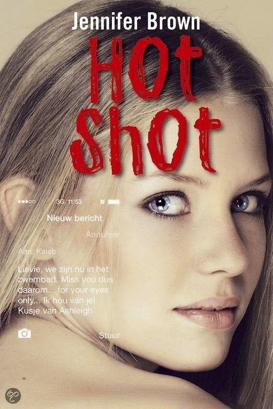 Recensie: Hot Shot - Jennifer Brown: http://tboekenblog.blogspot.nl/2014/10/recensie-hot-shot-jennifer-brown.html