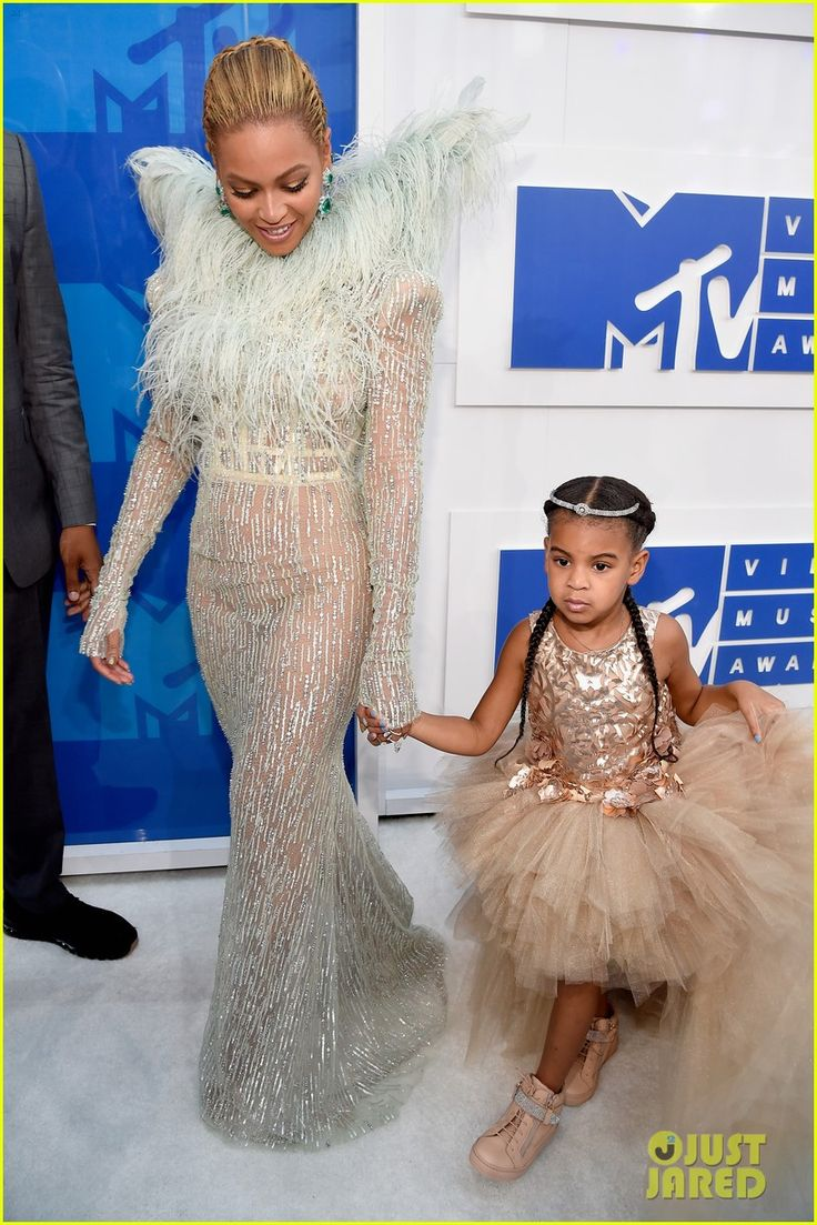 Blue Ivy Carter Joins Mom Beyonce on MTV VMAs 2016 Red Carpet!: Photo #3743741…