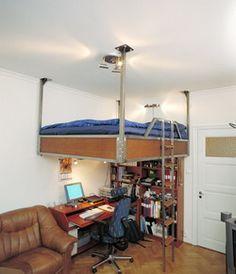 cama elevada - Google Search
