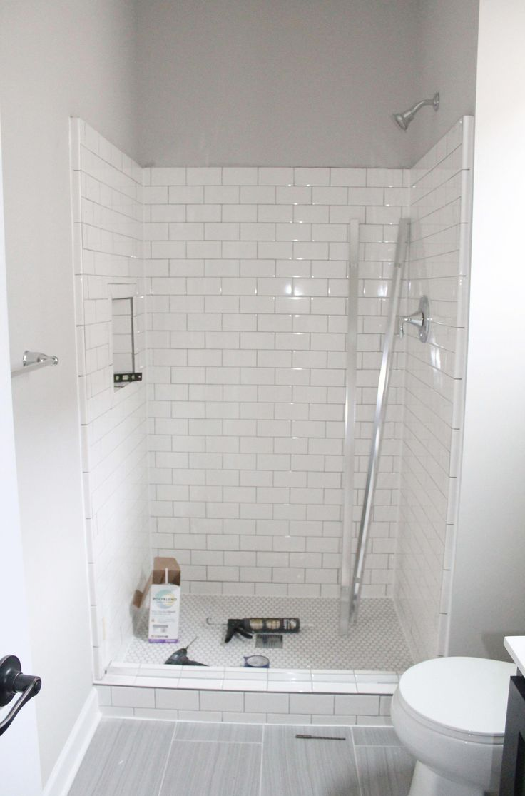Small Bathroom Remodel Before And After Photos both ...