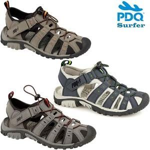 Mens-Summer-Sandals-Walking-Trail-Trekking-Sandals-Lightweight-Fisherman-Shoes