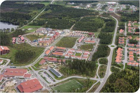 Tomtebo - Umeå