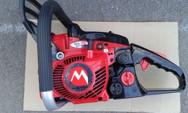 Motoferastrau Maruyama MCV3501S.