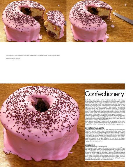 'Pink Cake' by Petros Vasiadis on artflakes.com as poster or art print $16.63