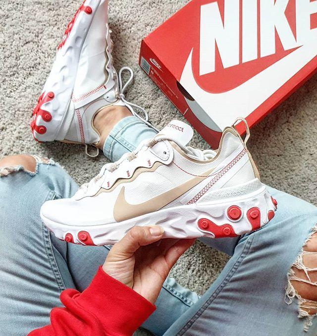 Baskets Nike React Element 55 : il me faut une paire
