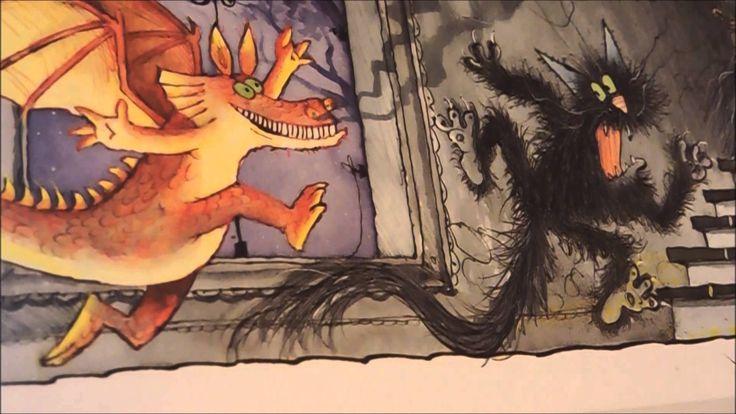 Читаем Вслух: Две сказки про колдунью Винни и книжка про монстров