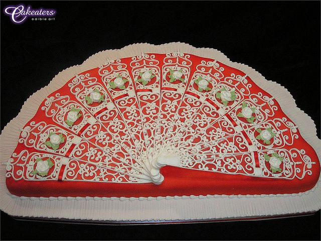 Wendy S Cake Art Facebook : 1000+ images about Hand Fan Foods on Pinterest Chocolate ...
