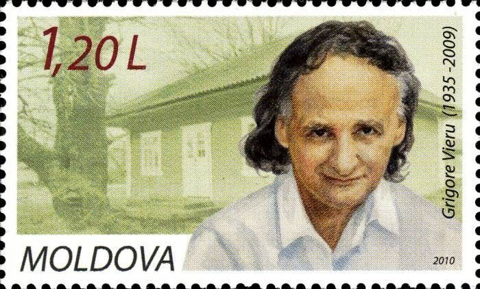 Grigore Vieru (1935-2009). Poet and Writer