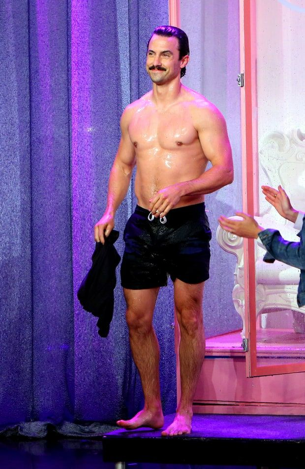 Milo Ventimiglia's Hotness Evolution