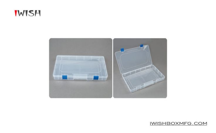 Transparent Plastic Storage Boxes For Fishing Tackle -- Cheap Plastic Boxes…