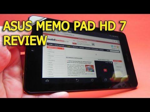Asus Memo Pad HD 7 review Full HD in limba romana - Mobilissimo.ro