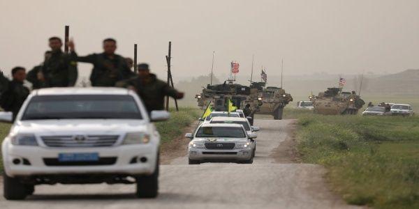 Μαζικός εξοπλισμός και εκπαίδευση των SDF από τις ΗΠΑ - Οχήματα και όπλα για πάνω από 40.000 μαχητές