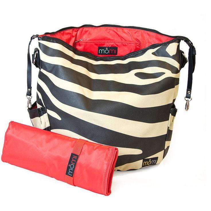 Designer Baby Bag - City Safari - Bags - Baby Belle