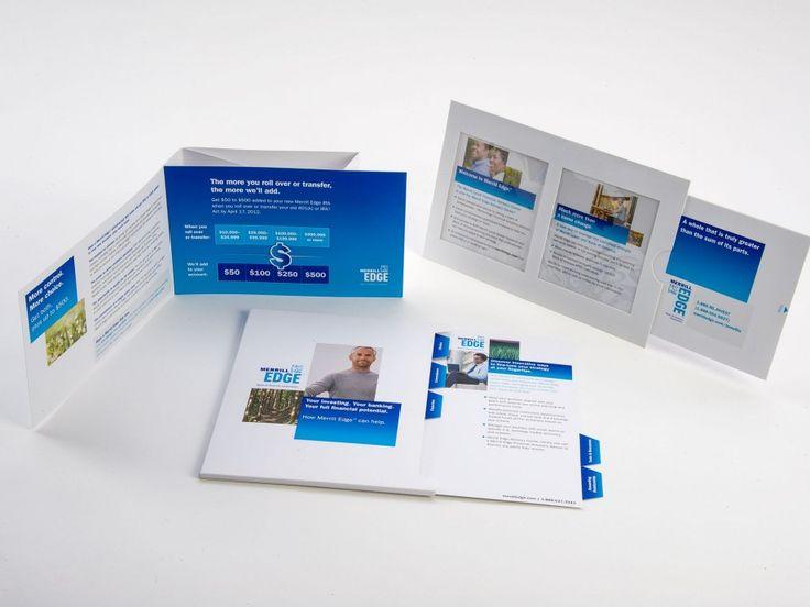 Best Presentation Folder Design Images On   Folder