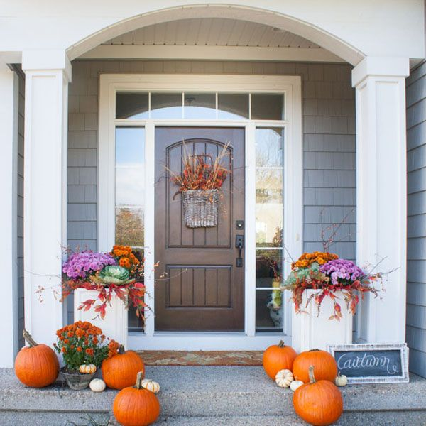 100 best images about fall harvest on pinterest fall for Home goods fall decorations