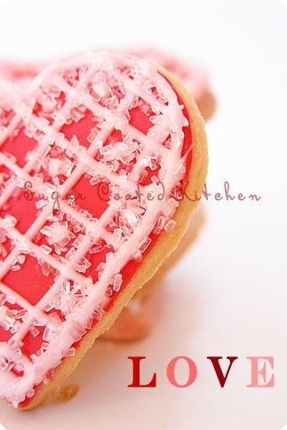 60 best Valentine Cookie Gifts Ideas images on Pinterest ...