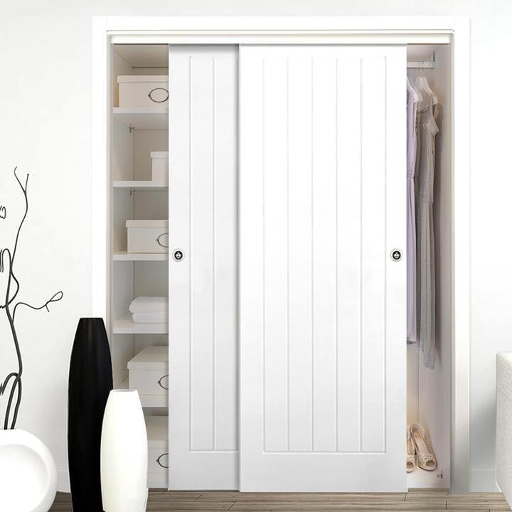 Sliding Wardrobe Doors Sliding Door Kits Bedroom Directdoors Com Wardrobe Door Designs Sliding Wardrobe Doors Wardrobe Doors