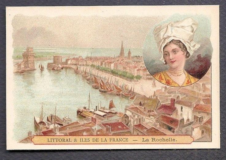 La ROCHELLE  - - Littoral et Iles de la France -