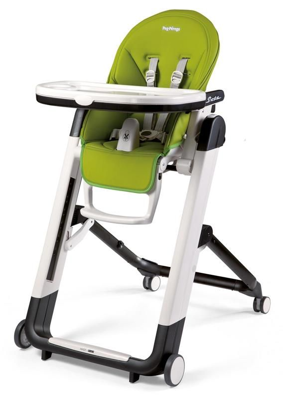 Chaise haute Siesta Mela pour bébé - Peg Perego