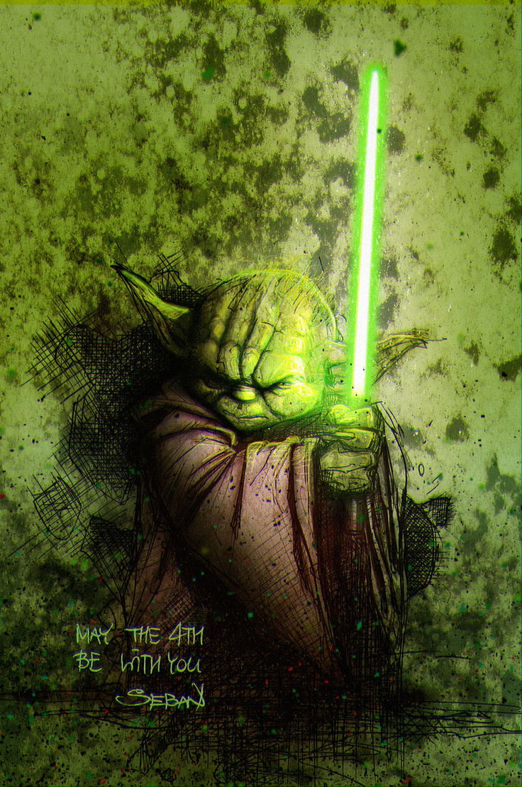 A.R.C.H.I.V.E., imthenic: star wars, yoda, may the 4th be with...
