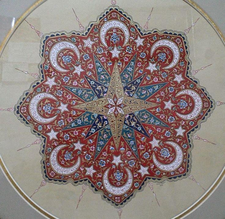 Müzehhib Selim Bülbül (Özgün tasarım)