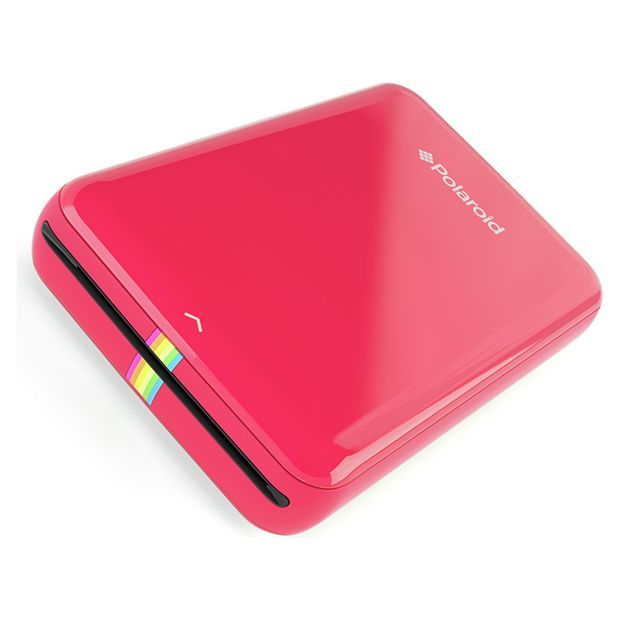 Buy Polaroid Zip Instant Mobile Printer - Red at Argos.co.uk - Your Online Shop for Digital photo printers, Digital photo printers and consumables, Cameras and camcorders, Technology.