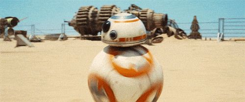 Driod...what kind... has the head of a good ole R2 unit, but it rolls along like the Droidekas from Episodes I-III