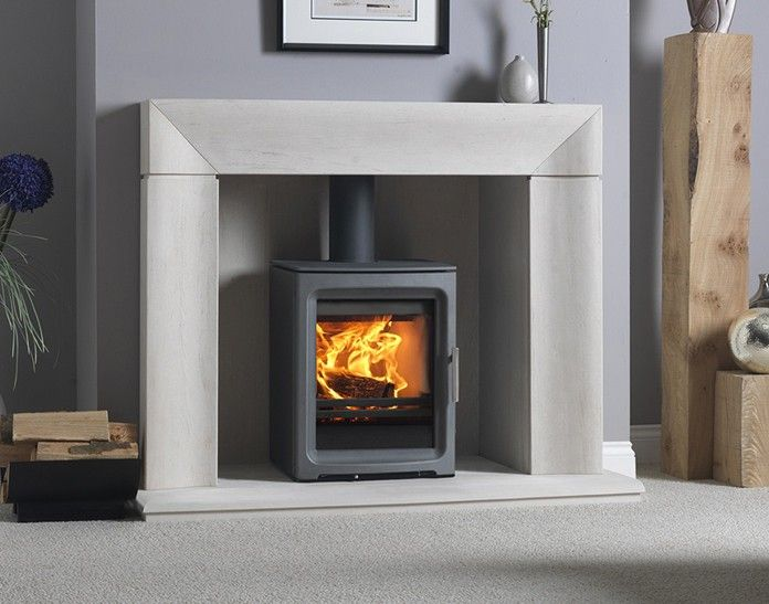 PureVision PV5 HD high definition multifuel stove