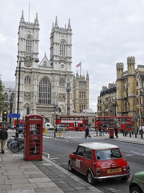 Westminster Abbey - See you soon!
