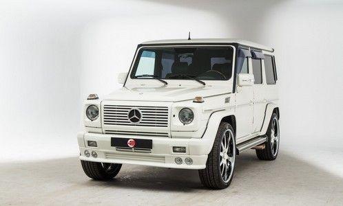 Mercedes G500 LHD image