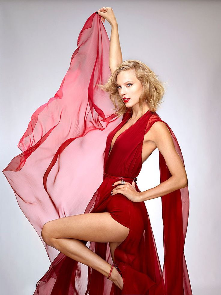 Taylor Swift - Photoshoot for People Magazine 40th Anniversary - October 2014