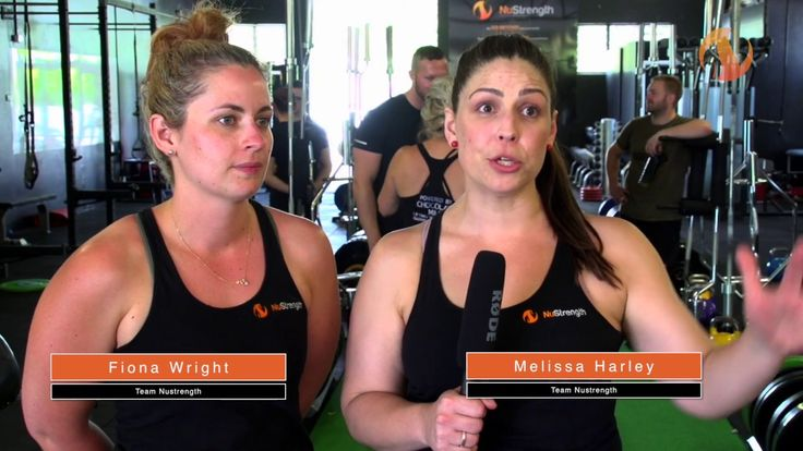 How has NuStrength changed the way you think about training and nutrition