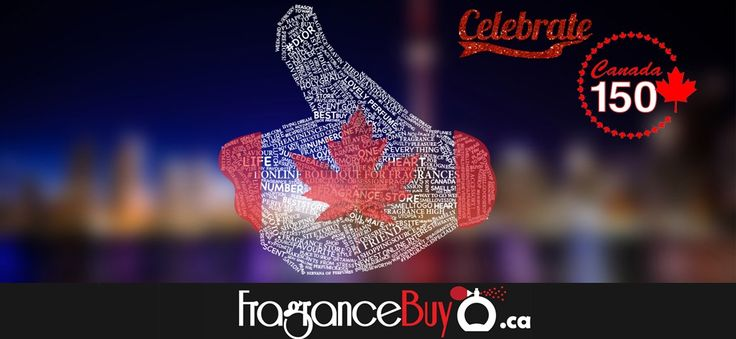 🎈Celebrate Canada🎈 The most fragrantic Canada 150 Celebration Sale starts at Canada's top fragrance Shop, www.fragrancebuy.caEnjoy FREE SHIPPING on orders over $50 (auto-applied at checkout) and redeem an additional 10% off of any Joico body product or Amliya hand bag with coupon code: canadaday150Fragrancebuy is #proudlycanadianSale ends TuesdayHappy Savings!#fragrancebuy #canadadaysale #canada150 #canadadaycelebration