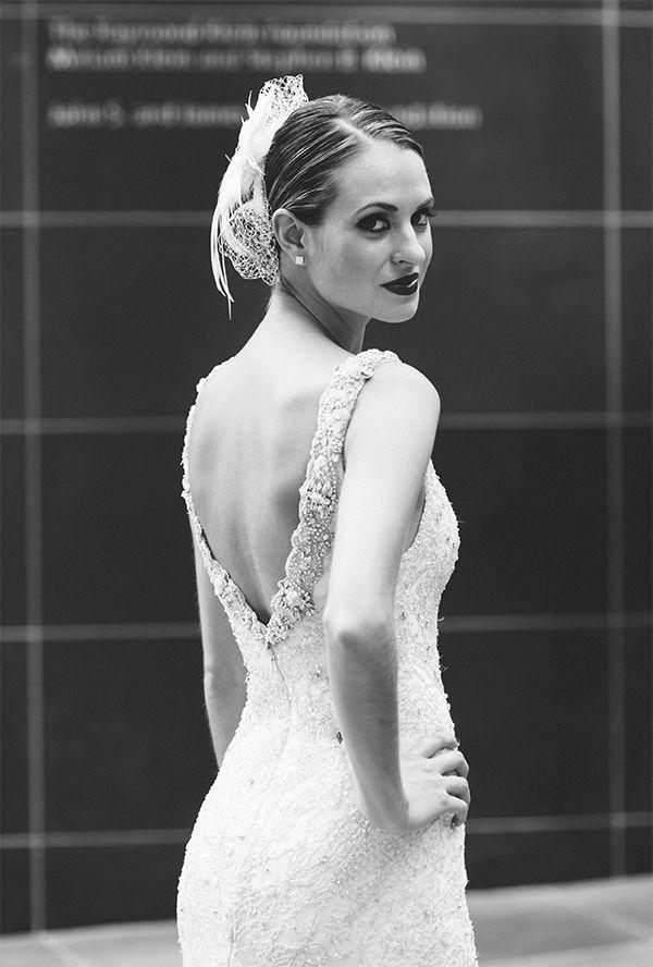 Wedding Dress By Selia Yang