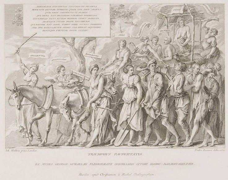 Ο θρίαμβος της φτώχειας (1532-34)