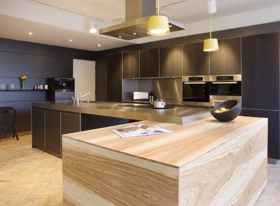 Kitchen Architecture's bulthaup showroom in Putney