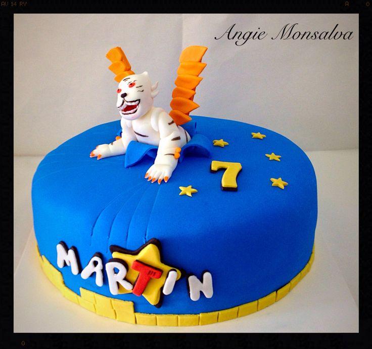 Torta cumpleaños
