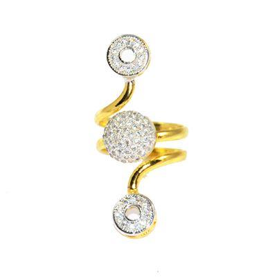 Buy Anjalika Silver Ring by Anjalika, on Paytm, Price: Rs.465?utm_medium=pintrest