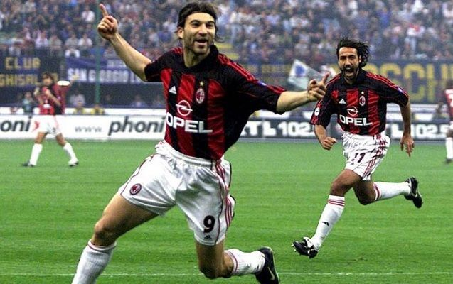 Il mitico 6-0 inflitto all'Inter...  #derby #inter #milan